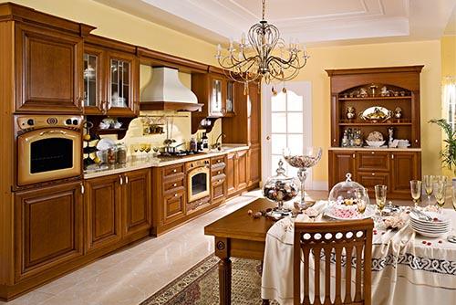 "Кухня ""Бергонцо"""